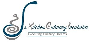 Logo, J's Kitchen Culinary Incubator